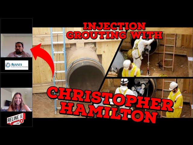 Reline LIVE: Injection Grouting with Christopher Hamilton
