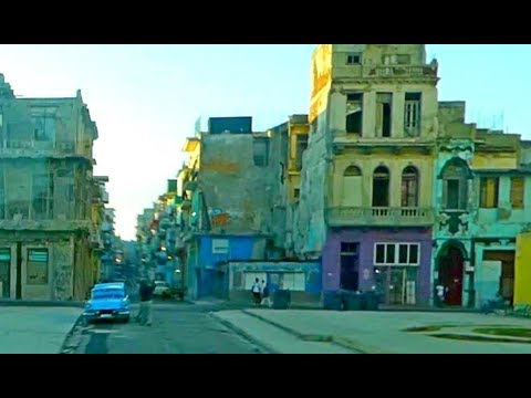 HAVANA, CUBA. Drive to and riding around the gritty city. Dine at a alley way restaurant. Viking Sun