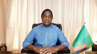 Fellow Citizens, In Order For Us To Deliver Change,We Must All Get Involved Hakainde Hichilema.