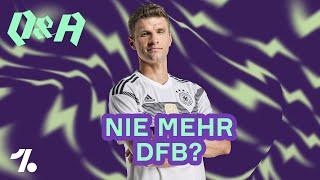 Warum die Nationalmannschaft Thomas Müller nicht braucht! Herthas Stadionpläne? OneFootball Q&A