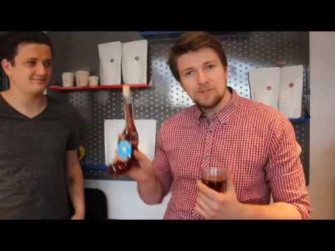 coffee vlog #4 - Colt Brew, trable s hygienou, studená extrakce čajů a kakaa, infuzovaný alkohol