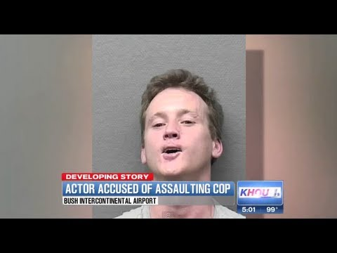 'Sandlot' Actor Accused of Assaulting Houston Police Officer  Thomas Guiry