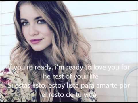 Sofia Reyes - Conmigo (Rest Of  Your Life) [Lyric + Traducción]