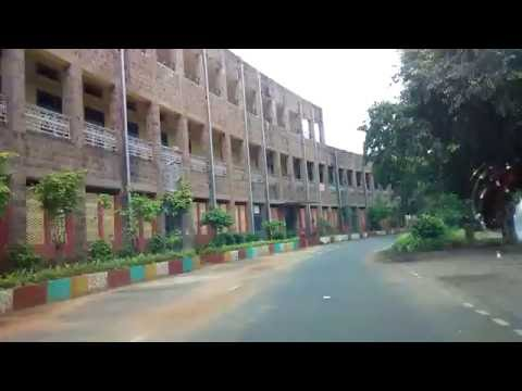 Drive in AU Engineering College , Andhra University