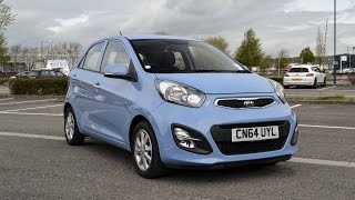 Wessex Garages Newport, Used Kia Picanto 2, Petrol, Automatic, Cn64uyl
