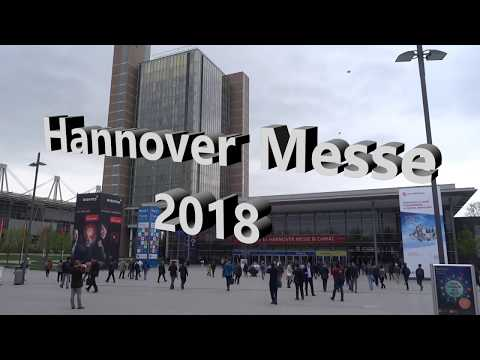 Tour Hannover  Messe 2018