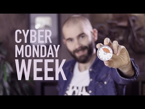 Cyber Monday Week 2018 + Other Cool Updates