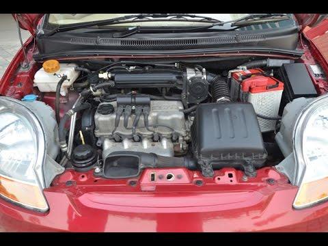 Como Poner A Tiempo Un Chevrolet Spark 10 Litros Youtube