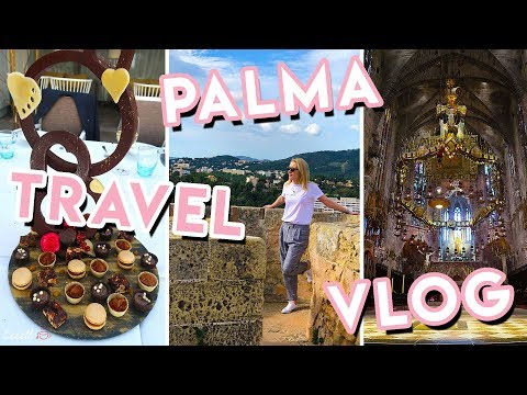 Palma De Mallorca Travel Vlog 2018 ☀️ Come on holiday with me! | Becky Excell