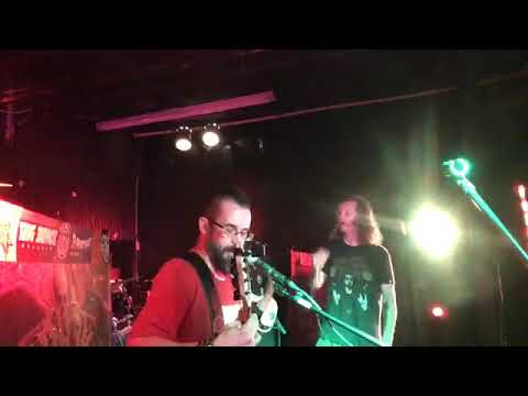 Gravehuffer - Midwest Metalfest 3 set at Outland Ballroom