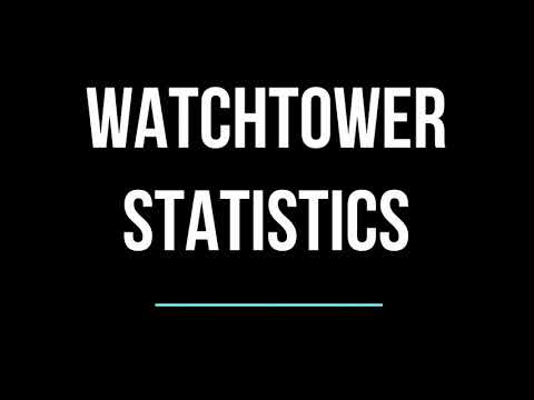 A Look at Watchtower Statistics and the Potential Child Sex Abuse Scandals Liabilities