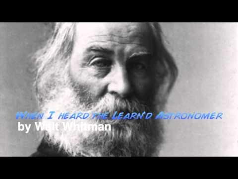 Walt Whitman - Biography and Analysis
