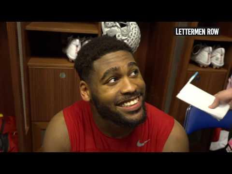 Jonathon Cooper: Ohio State defensive lineman talks Buckeyes second-straight Big Ten title