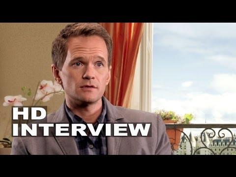 "The Smurfs 2: Neil Patrick Harris ""Patrick"" Interview"