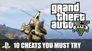 vuclip GTA V PS3 Cheats: 10 Grand Theft Auto V Cheats You Must Try