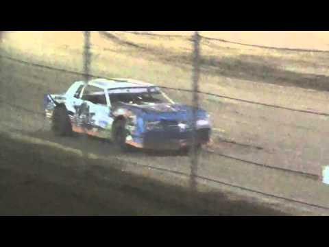 Ark La Tex Speedway Cajun Classic 2015 factorys tock heat race part 3 round 1