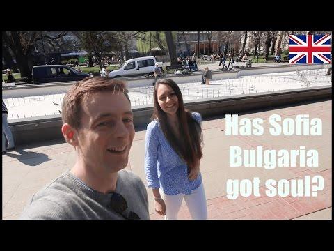 Does Sofia have soul? Travel Vlog: Bulgaria | Do Bulgarians speak English or Russian?