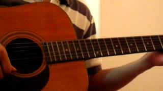 Ve di em   Tran Tien   Guitar cover