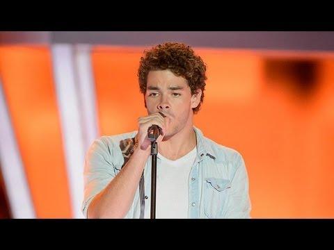 Ryan Sanders Sings Brother: The Voice Australia Season 2