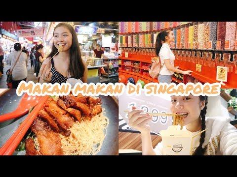 Travel Vlog To Singapore Day 3 Till Last Day |  Makan Terus Wkwk :)