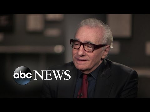 Martin Scorsese Interview on