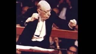 Samuel Cristler conducts Stravinsky