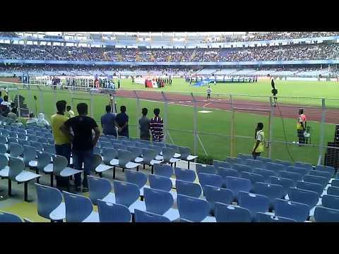 England vs Maxico U17 World Cup at Kolkata Salt lake Stadium