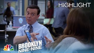 Boyle Annoys Gina About Her Baby | Season 4 Ep. 21 | BROOKLYN NINE-NINE