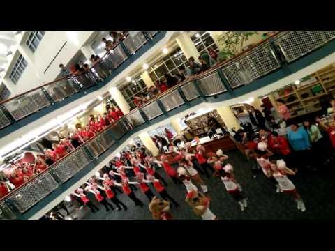 UH Fall Final Dec 16 Library Dance
