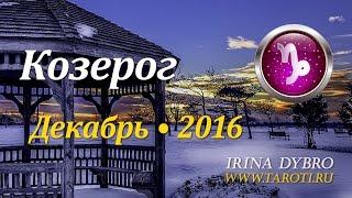 Козерог, гороскоп Таро на декабрь 2016