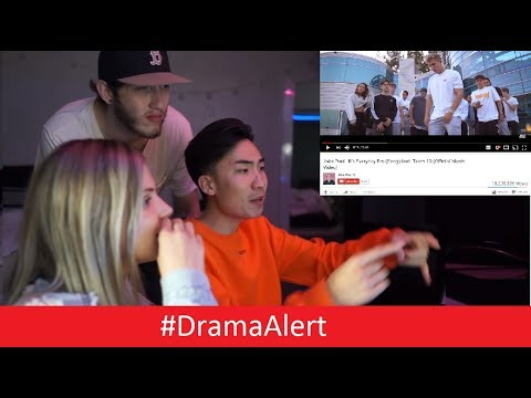 RiceGum & Alissa Violet vs Jake Paul! #DramaAlert Durv Terminated forever! Lance Stewart!