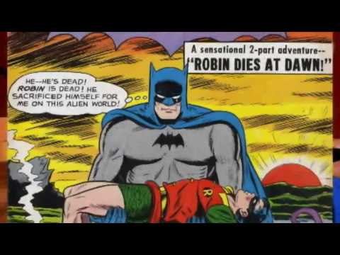 History Of Comics On Film Part 48 (The New Adventures of Batman)