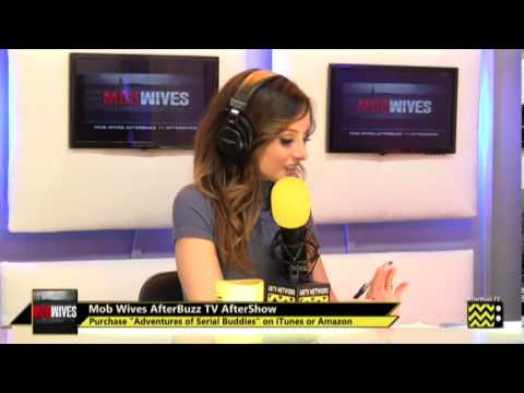 """Download Mob Wives After Show Season 4 Episode 9 """"Purgatory"""" 