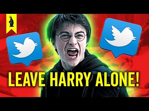 Harry Potter & The Plague of Twitter: Why JK Rowling Should Leave Harry Alone – Wisecrack Edition