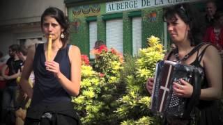 Euskaldunak Bretainiako Korrikan REDADEG 2014