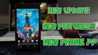 Razer Phone   New Update , New Features!!!