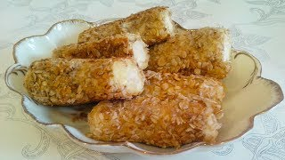 Необычные горячие бутерброды на завтрак -пальчики оближешь. Рецепт # Быстрый и вкусный завтрак!