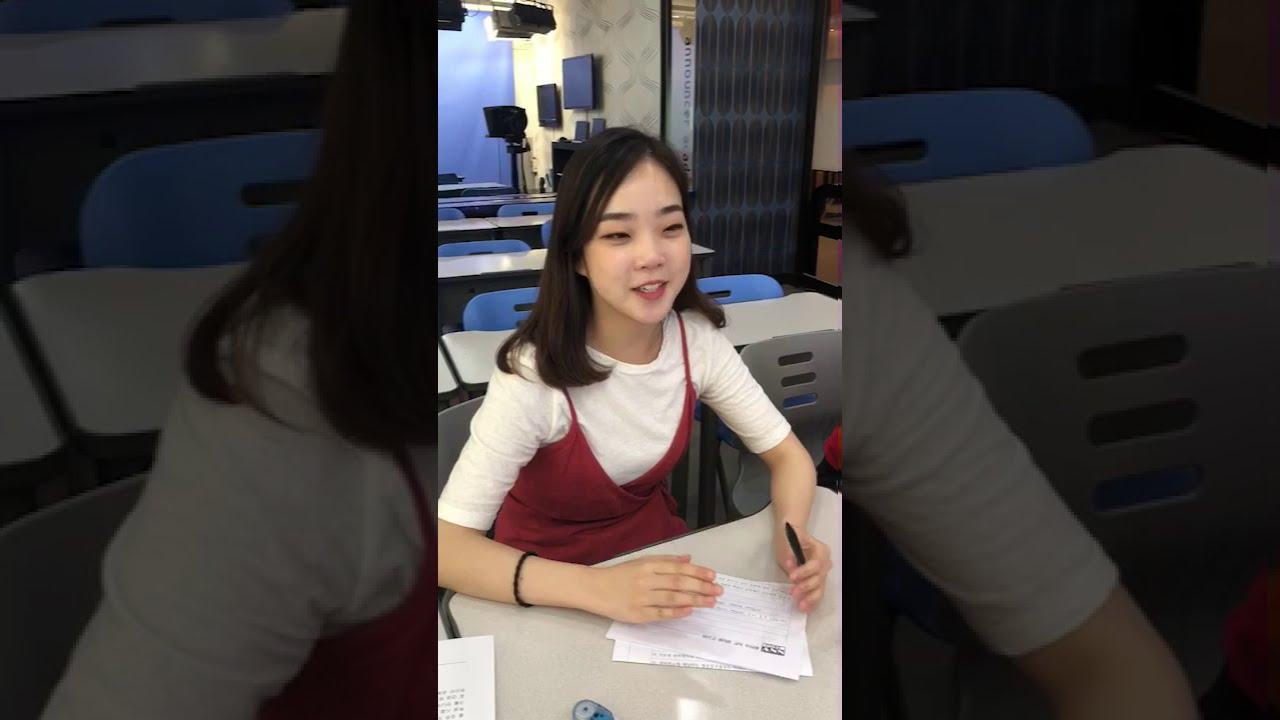 아나운서되는법,아나운서학원,투비앤아나운서아카데미,아나운서학원후기,종강영상인터뷰