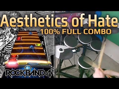 Machine Head - Aesthetics Of Hate 429k 100% FC (Expert Pro Drums RB4)