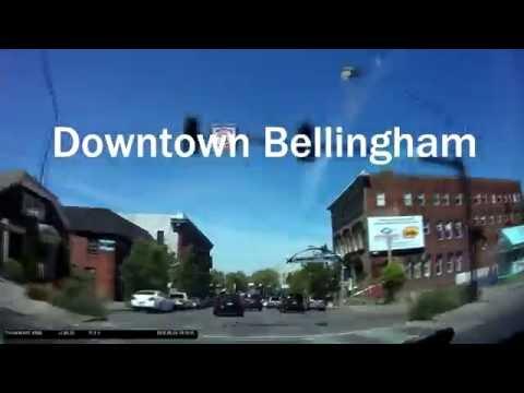 Time Lapse - Bellingham, Washington To Tsawwassen Ferry Terminal (near Vancouver, BC, Canada)