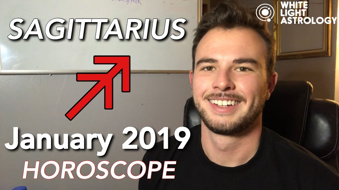SAGITTARIUS - January 2019 Horoscope: DISCOVERING THE BEST PARTS OF YOU