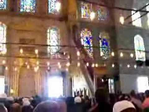 chant muezzin