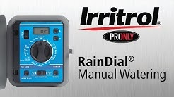 How To Easily Set A Rain Dial 600 RD600 Irrigation Timer