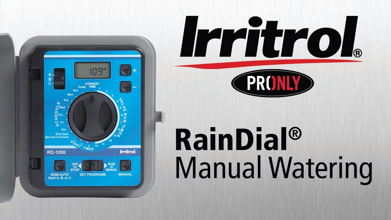 maxresdefault rain dial manual watering youtube irritrol rd-900 wiring diagram at creativeand.co