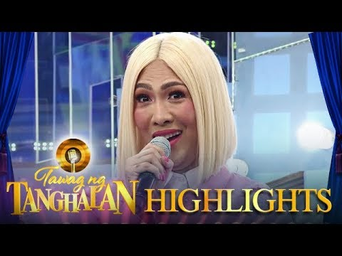 Vice refuses to reveal his first boyfriend's name | Tawag ng Tanghalan