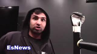 (0 to 100) Paulie Malignaggi On GGG Saying Canelo Was Always Dirty  EsNews Boxing