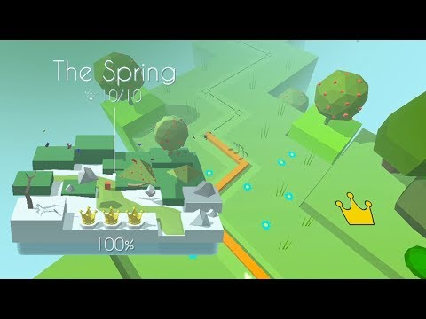 Dancing Line - The Spring