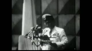 Pidato Nawaksara Presiden Soekarno