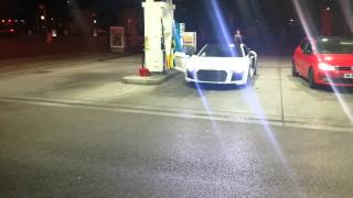2016 Audi R8 V10 Plus with CAPRISTO! Sound with REVS!