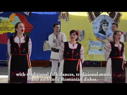 Romanian Festival presented by Romanian Community Center of Sacramento